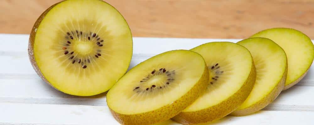 I kiwi gialli sono salutari