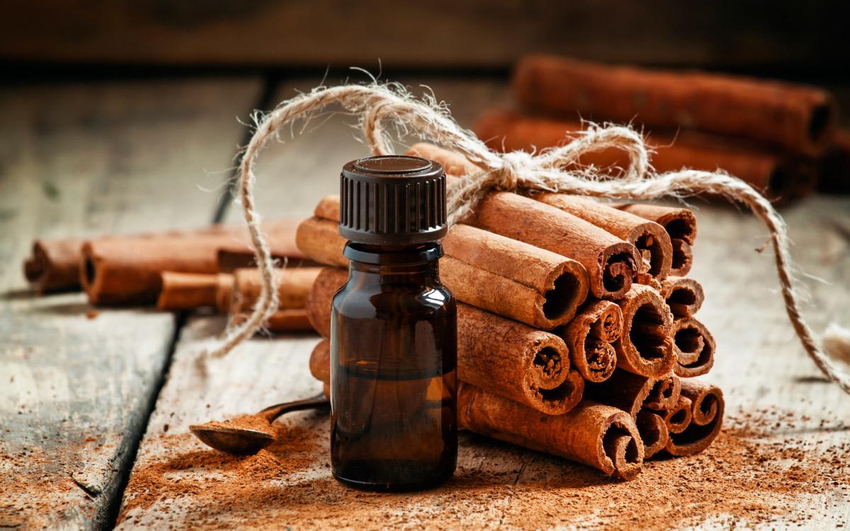 Olio essenziale di cannella proprietà e benefici