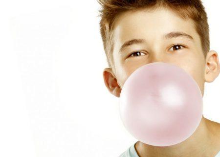 Sapevi che la gomma da masticare fa male?