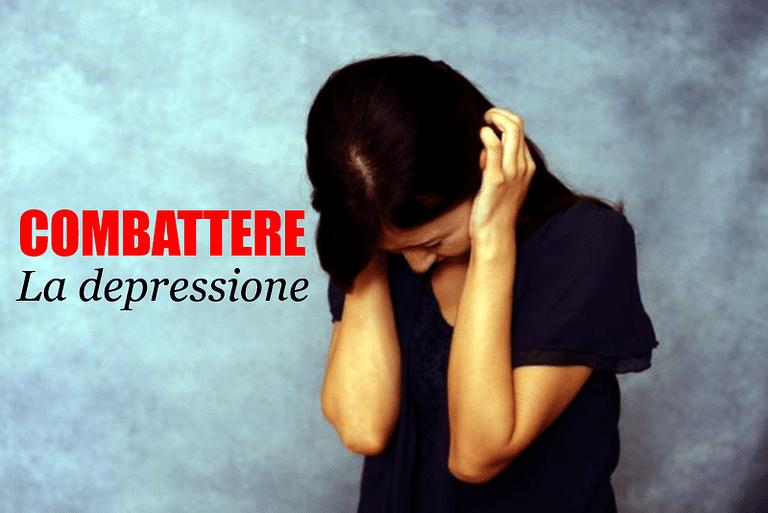 combattere la depressione da soli, consigli