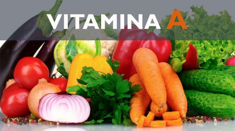 Vitamina a alimenti che la contengono