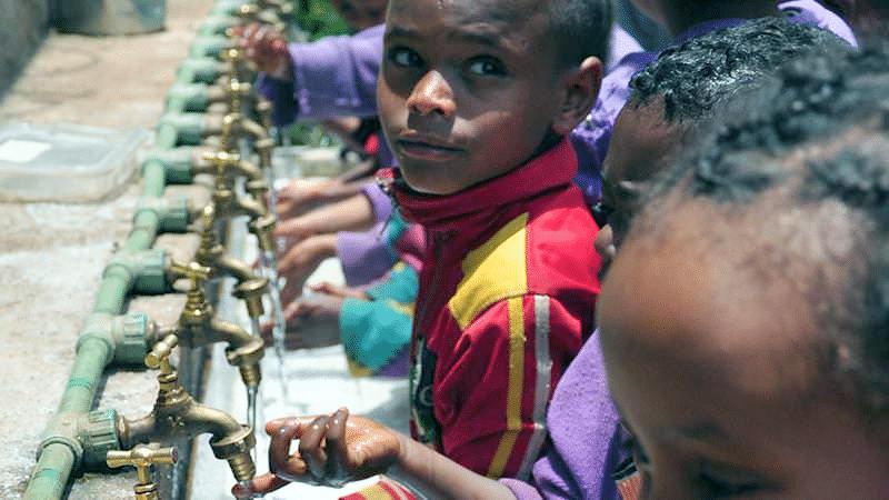 Malattie acqua non potabile