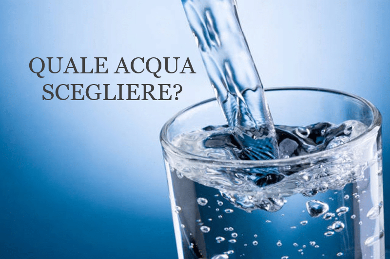 Parametri microbiologici acqua potabile