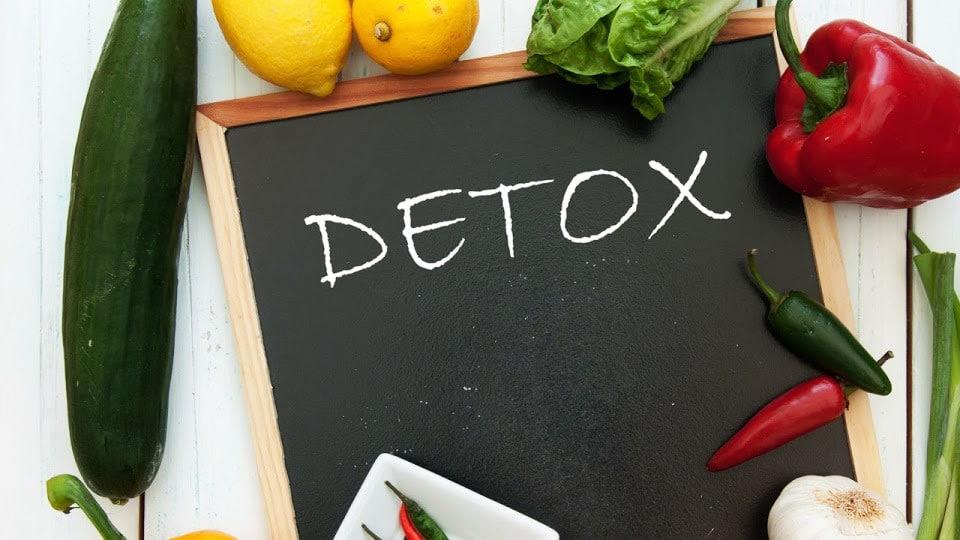 Consigli per una buona detox