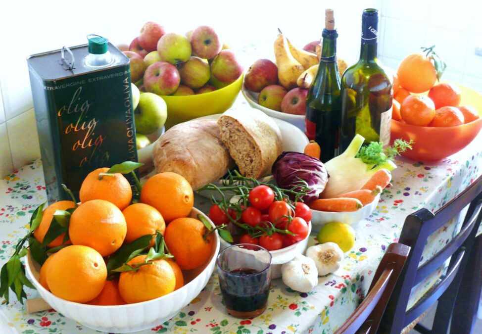 Dieta Mediterranea. Un segreto di longevità