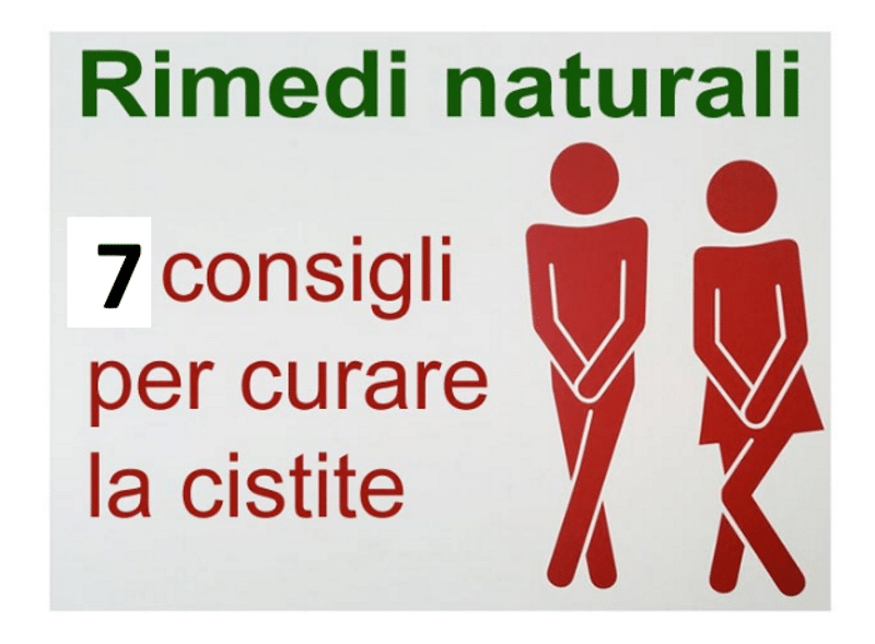 Cistite interstiziale, 7 rimedi