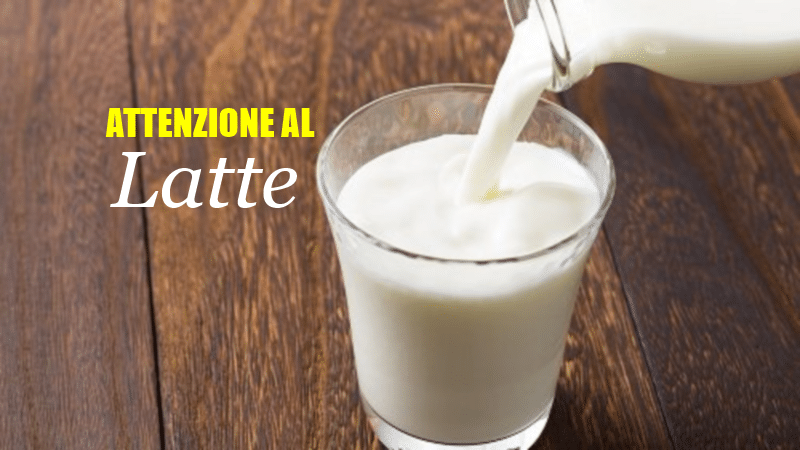 Il latte acidifica il sangue